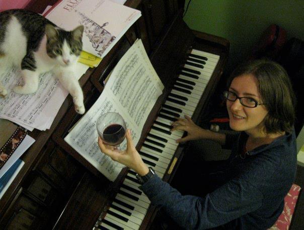 Emmanuelle Fonsny creator of Piano Sight Reading