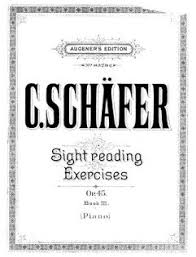 Sight-Reading Exercises Op. 45