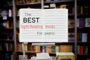 The Best Sight-Reading Books for piano