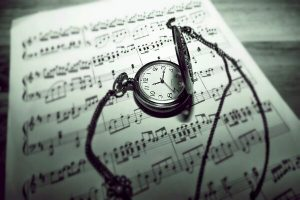 Save time by sight-reading music