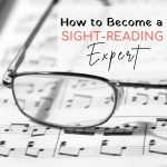 how to become an expert in sight-reading