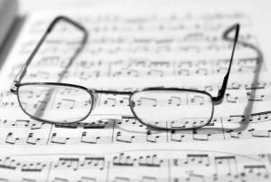 sight-reading involves sight