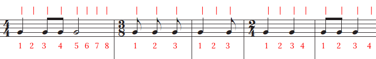 hard time signature changes