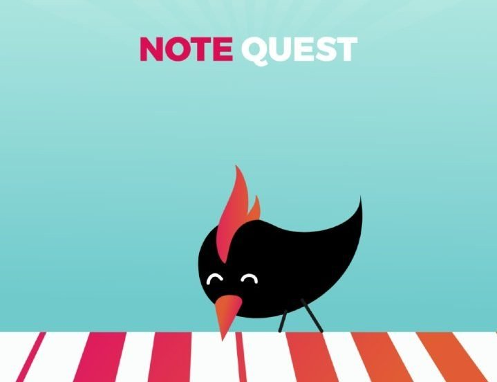 Note Quest logo