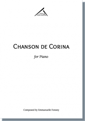 cover of chanson de corina