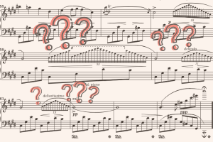 polyrhythms with question marks
