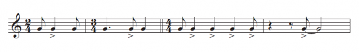 syncopation other examples