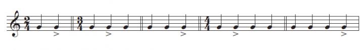 syncopation on weak beats