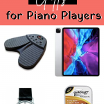 gifts for pianists