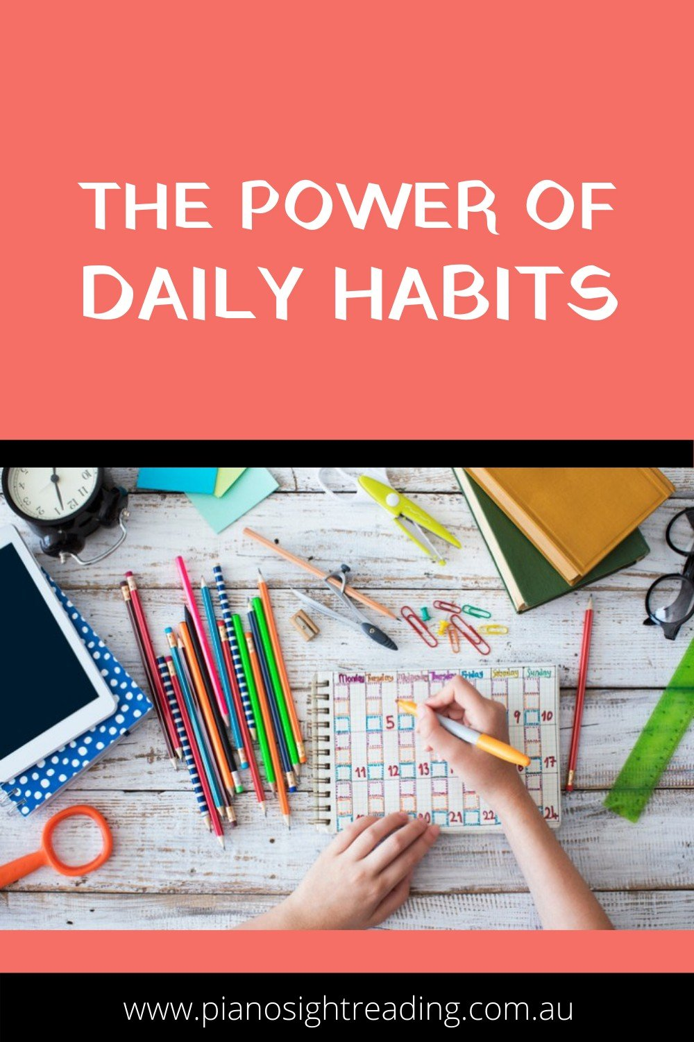 power of daily habits