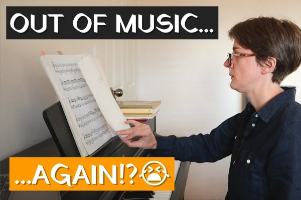 reuse pieces for sight-reading